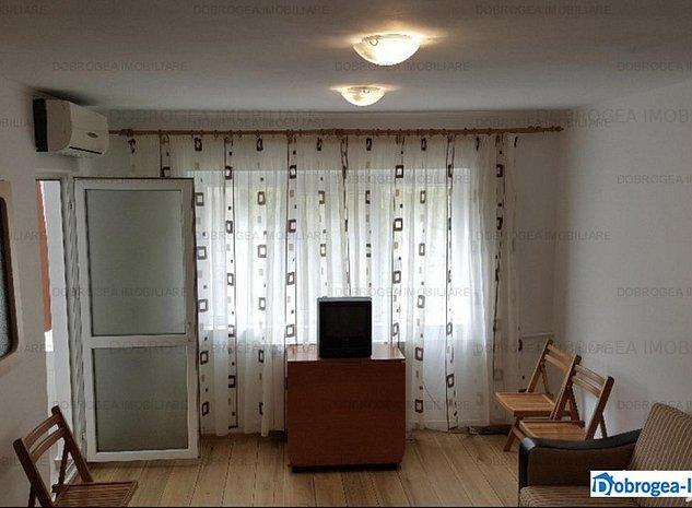 Marasesti, garsoniera decomandata, mobilata si renovata complet, balcon - imaginea 1