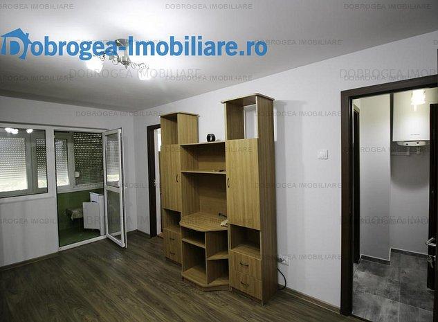 Liceul Economic, Garsoniera 23 mp, renovata modern - imaginea 1