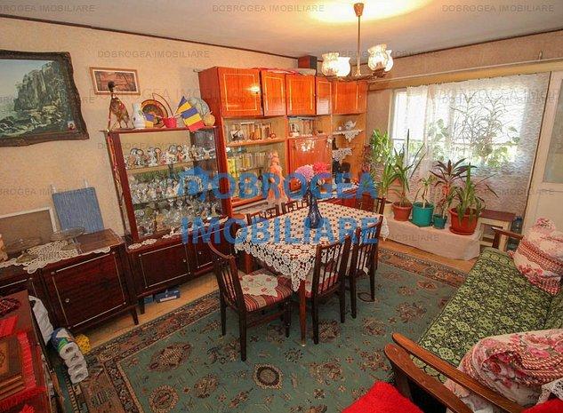 Apartament, 3 camere, etaj 4, 73 mp, zona Mircea Voda - imaginea 1
