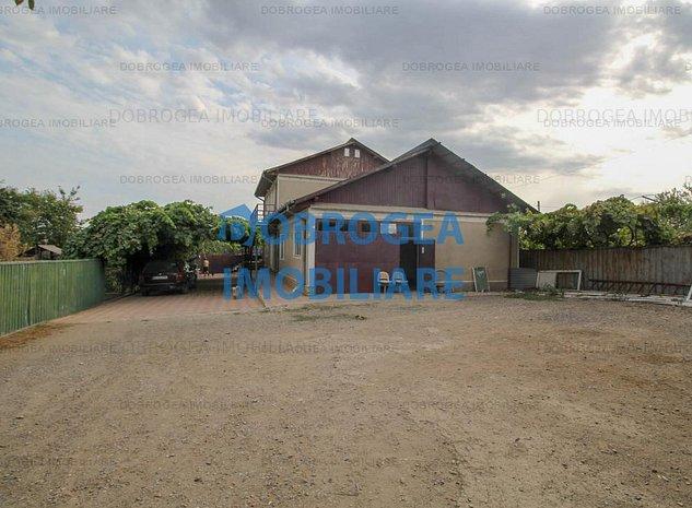 Casa P+1, zona fostului CAP, teren 2307 mp - imaginea 1