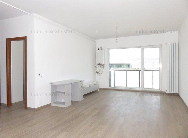 Apartament 2 camere, nou mobilat si utilat, etaj intermediar - imaginea 1