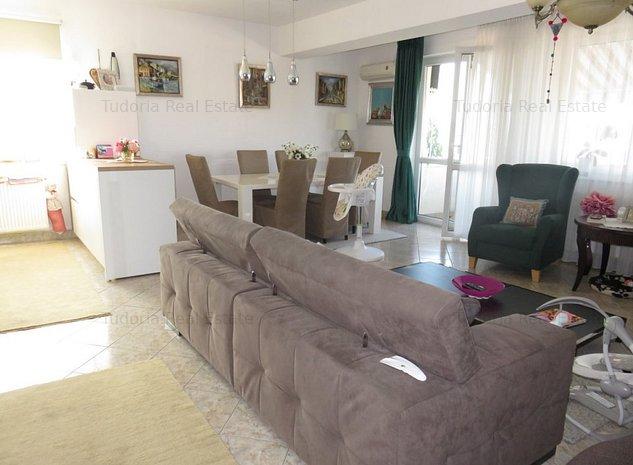 Apartament 3 camere, 96 mp, ulteafinisat, Andrei Muresanu! - imaginea 1