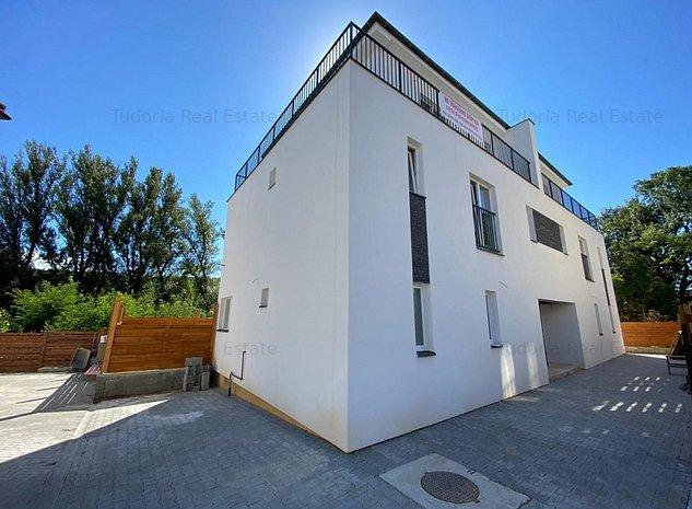 Duplex 4 camere, 4 bai, 140mp+teren - imaginea 1