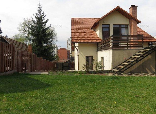 Casa individuala, 105 mp, teren 400 mp, strada Teodor Mihali! - imaginea 1