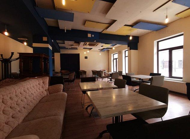 Spatiu cafenea/bar/ceainarie - imaginea 1