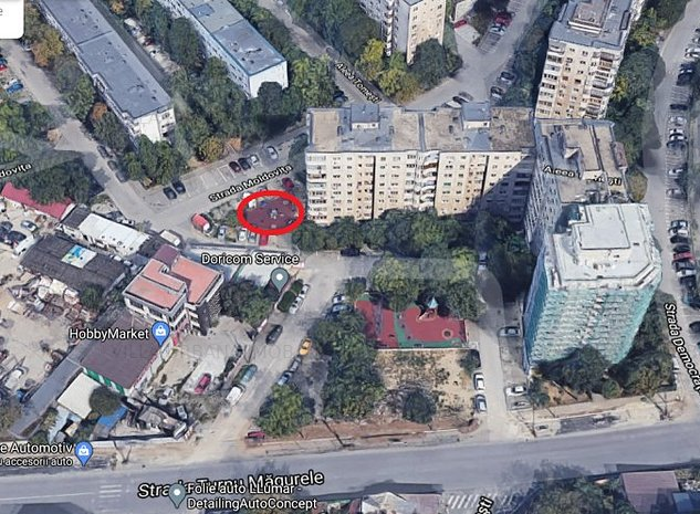 De vanzare teren Berceni- Aparatorii Patriei- Turnu Magurele- Str Mosoaia - imaginea 1