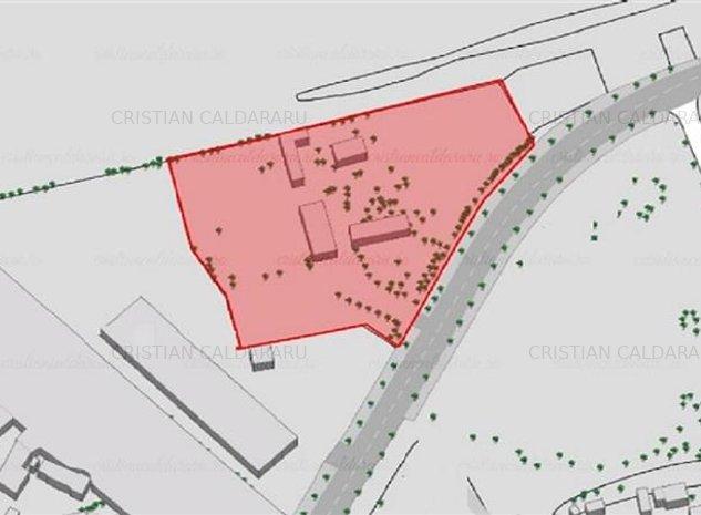 Vanzare teren Piata Presei - Poligrafiei, Bucuresti - imaginea 1