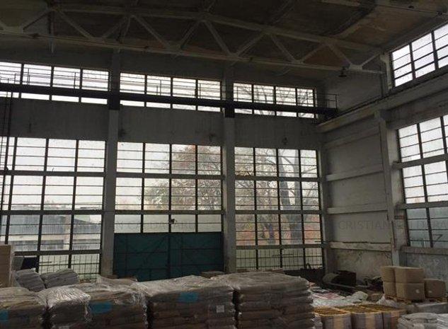 Vanzare spatiu industrial/hala Theodor Pallady, Bucuresti - imaginea 1