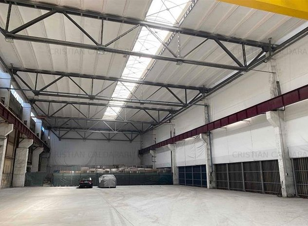 Inchiriere spatiu industrial/productie Berceni - Metalurgiei - IMGB, Bucuresti - imaginea 1