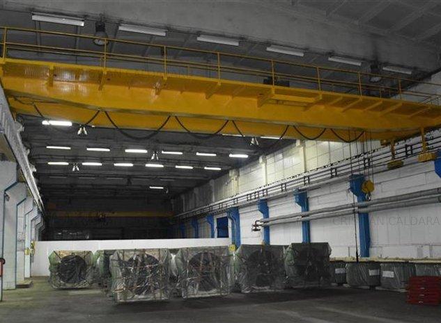 Inchiriere hala/industrial Basarabia - Faur, Bucuresti - imaginea 1