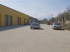 Vânzare spaţiu industrial în Fagaras, Exterior Sud