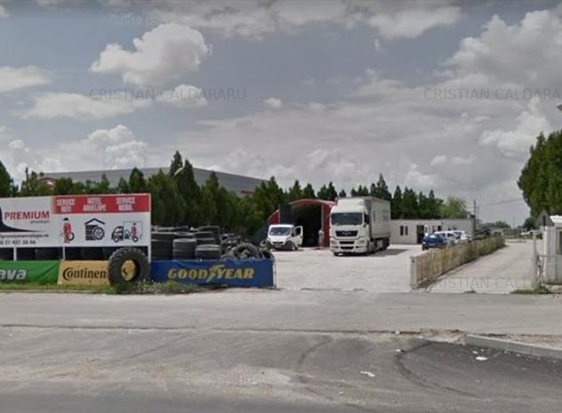 Inchiriere platforma betonata Jilava - Giurgiului, Ilfov - imaginea 1