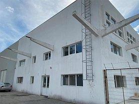Vânzare spaţiu industrial în Popesti-Leordeni, Central