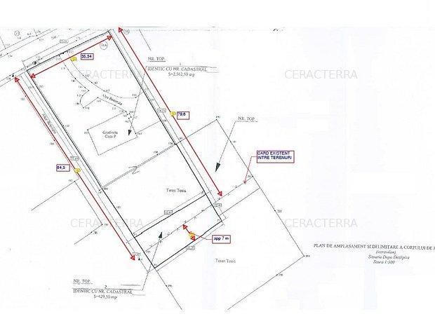 Spatiu comercial sau TEREN dezvoltare IMOBILIARA in zon A.Iancu # Ceracterra - imaginea 1