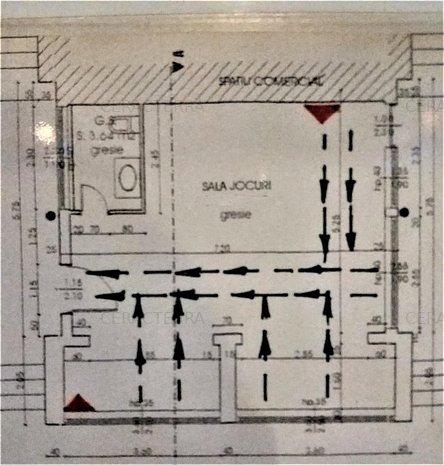 Spatiu comercial in zona Astra # Ceracterra - imaginea 1