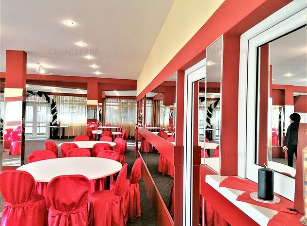 Spatiu Comercial restaurant si cazare in Brasov # CERACTERRA - imaginea 1