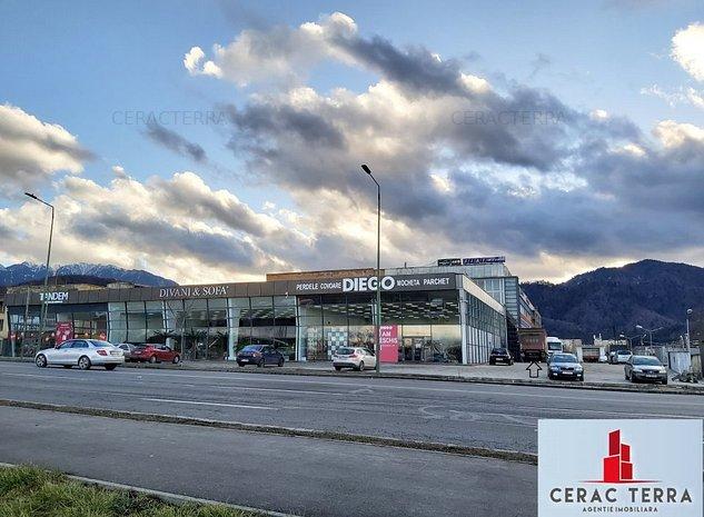 Showroom Spatiu Comercial in zona Calea Bucuresti # CERACTERRA - imaginea 1