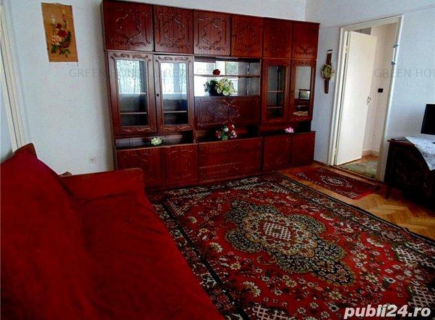 Apartament 2 camere etaj 3 zona M.Eminescu - imaginea 1