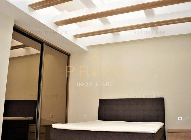 Penthouse 4 camere 130 mp lux garaj zona Iulius Mall - imaginea 1