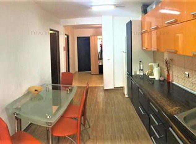 Apartament, 2 camere, modern, 56 mp, pe Eugen Ionesco - imaginea 1