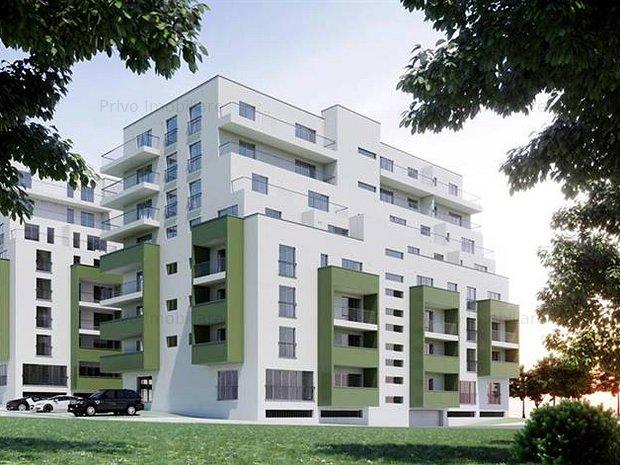 Apartamente cu 2 camere, 54-66 mp, zona str. Calea Turzii - imaginea 1