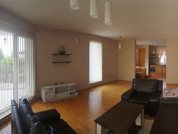 Apartament, 3 camere, parcare, 110 mp, zona str. Fagului - imaginea 1
