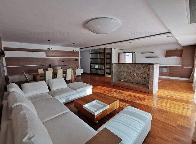 Penthouse 3 camere, 140 mp, terasa, panorama, Grigorescu - imaginea 1