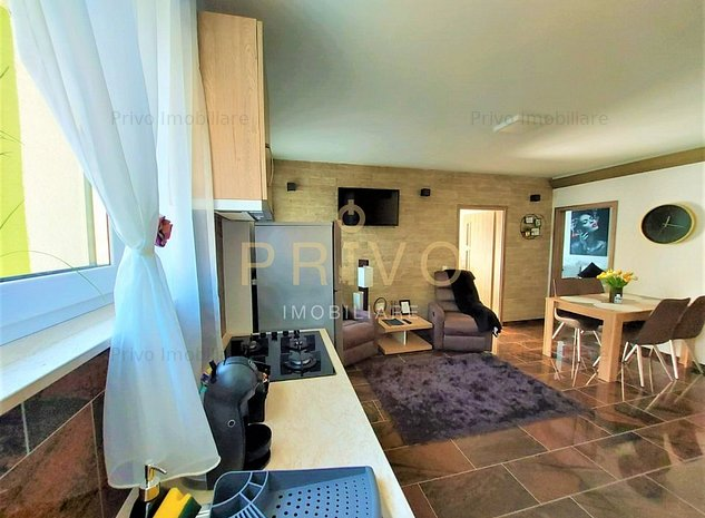 Apartament superb, 3 camere, parcare, zona Calea Turzii. - imaginea 1