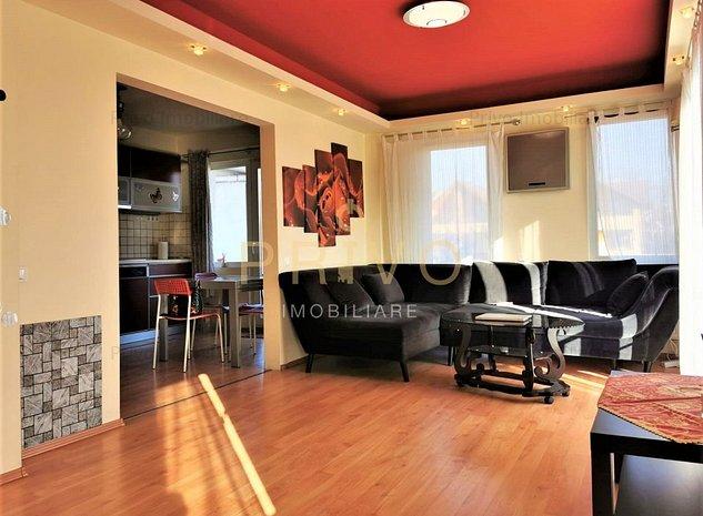 Apartament 4 camere, 110 mp, parcare, terasa, Iulius Mall - imaginea 1