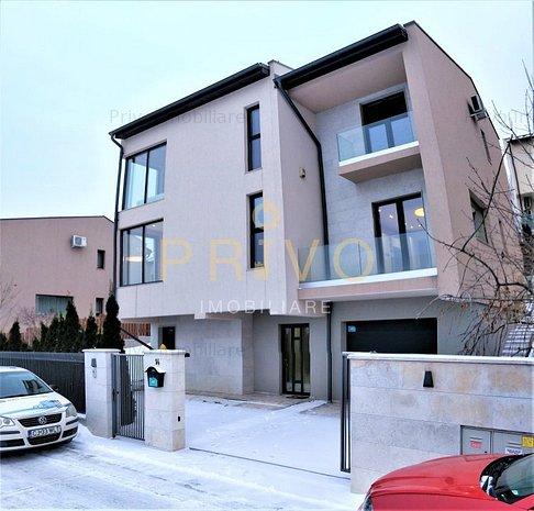 Casa 6 camere250 mp curte 500 mppanorama zona Gruia - imaginea 1