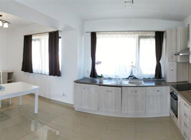 Casa, 4 camere, 110 mp, 2 parcari, curte 140 mp, zona str. Eugen Ionesco - imaginea 1