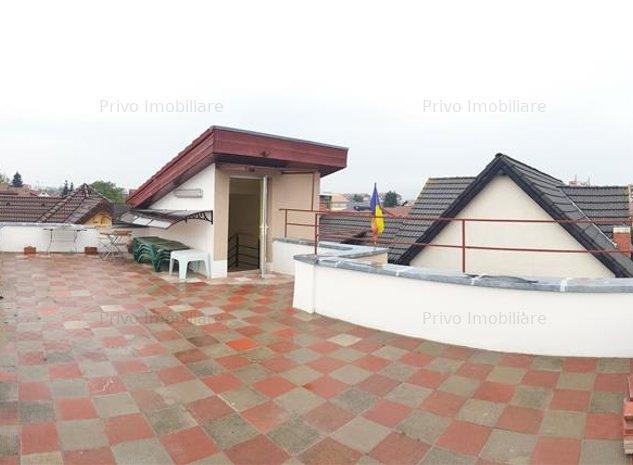 Casa , 3 dormitoare,100 mp + terasa 50 mp, in Gheorgheni zona Hermes - imaginea 1