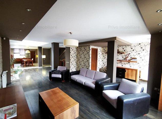 Casa de lux, 5 camere, 300 mp, curte, sauna, in Buna Ziua - imaginea 1