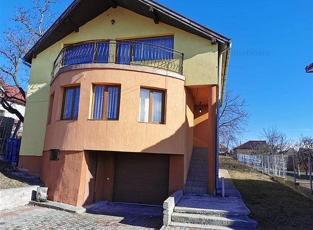 Casa, 5 camere, 300 mp, teren 500 mp, zona str. Vladeasa - imaginea 1