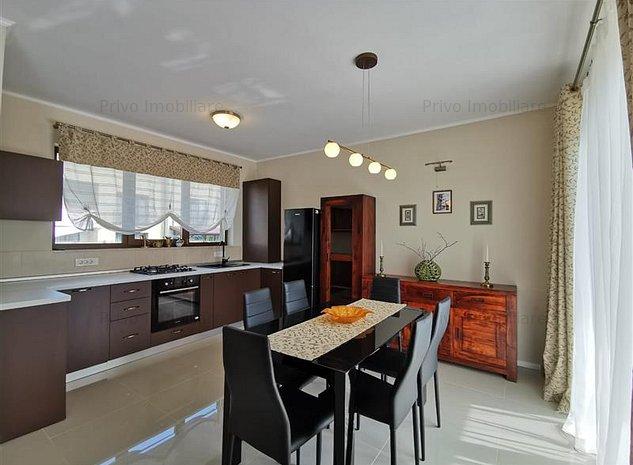 Casa de lux cu 4 camere 0% comision,curte 200 mp, zona C. Brancusi - imaginea 1
