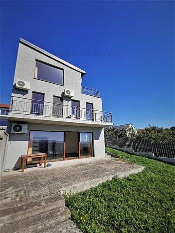 Casa/Birou 6 camere, 250 mp, curte 500 mp, view, Dambu Rotund - imaginea 1