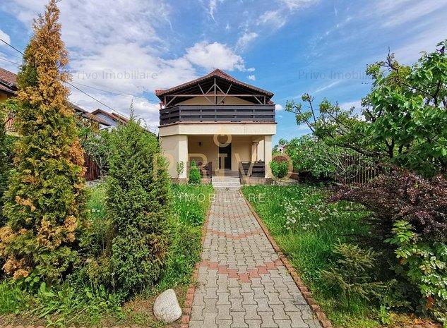 Casa individuala, 4 camere, curte, zona E.Ionesco - imaginea 1