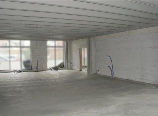Spatiu comercial, 125 mp, VAD stradal 7m, zona Centrala - imaginea 1
