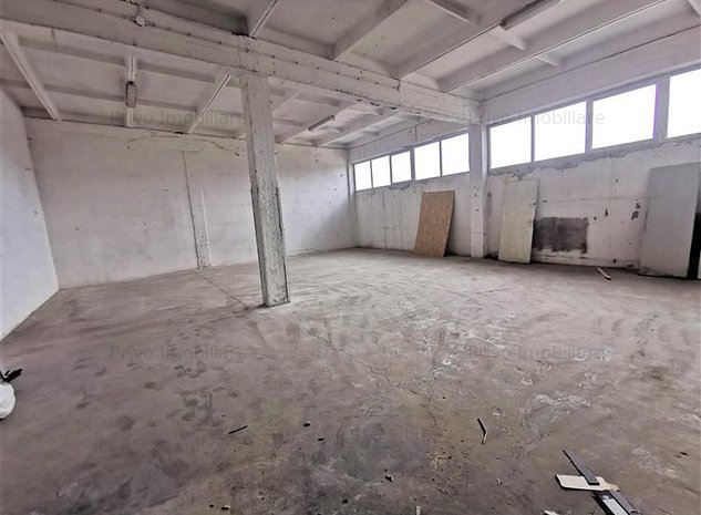 Spatiu depozitare, productie, zona Marasti. - imaginea 1