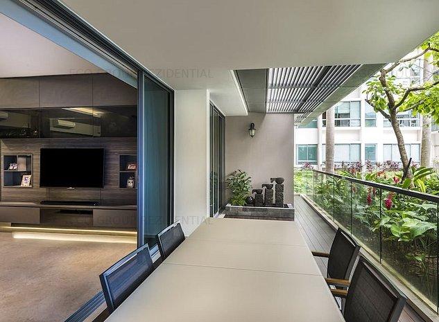 3 camere tip Penthouse - cu terasa la fiecare camera! View superb - imaginea 1