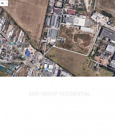 Particular-teren de vanzare,sos Oltenitei/Viscofil,planul 2 - imaginea 1