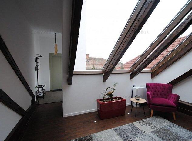 Lux apartament tip Penthouse zona Medicina - imaginea 1