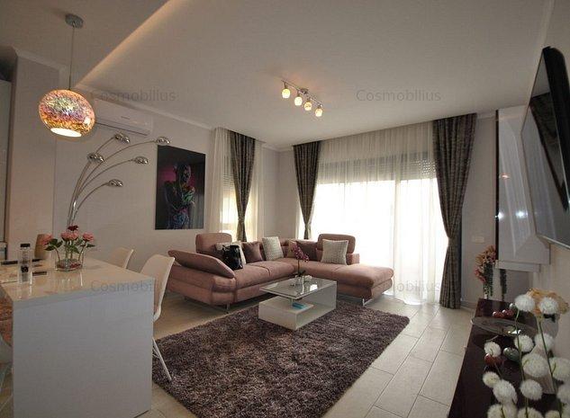 LUX apartament nou prima inchiriere Dumbravita kaufland - imaginea 1
