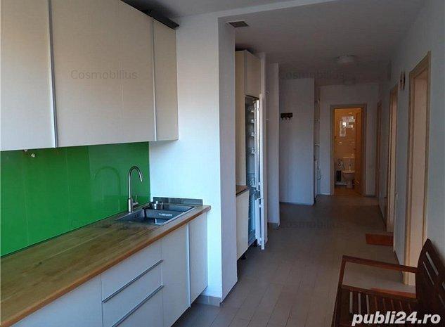 Inchiriez apartament cu 2 camere in Zona Balcescu etaj 1 mobilat modern - imaginea 1