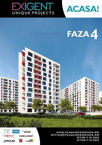 APARTAMENT 2 CAMERE FAZA 4 - imaginea 1