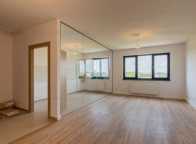 Apartament 2 camere lux Proiect Rezidential TripleA Drumul Taberei - imaginea 1