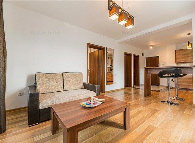 Inchiriem apartament 2 camere, complet mobilat, zona Blumana, Brasov - imaginea 1