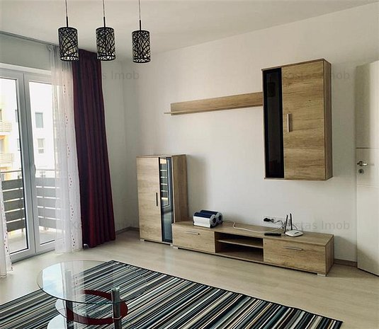 Inchiriem apartament 2 camere, situat in complexul rezidential Avantgarden 3. - imaginea 1