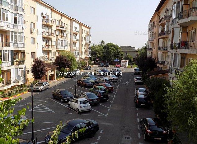 Bucurestii Noi, Doi Cocosi, cartier rezidential, etaj 4/5, s.utila 60mp - imaginea 1