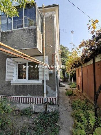 Bucurestii Noi, zona Lidl, casa P+1, 3 camere, teren 300mp - imaginea 1
